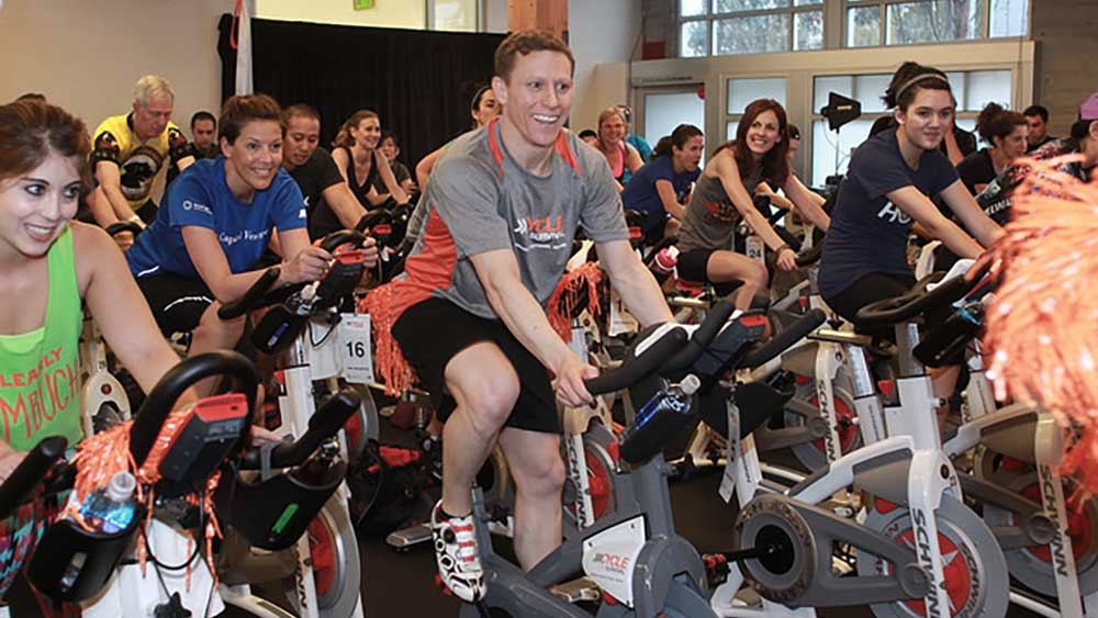 Team BCCP raises over $325,000 for Cycle for Survival