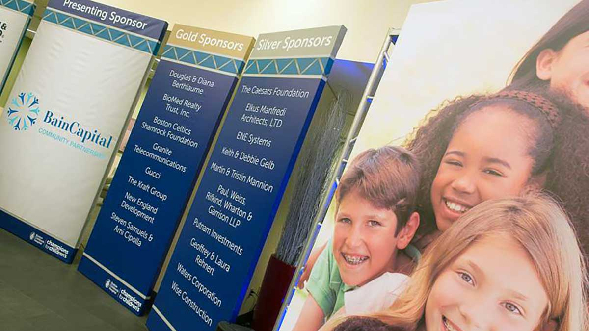 Nearly 100 nonprofit organizations receive donations from Bain Capital Children's Charity in 2015