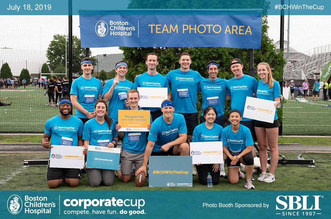 Bain Capital Takes Second in Boston Children's Hospital Corporate Cup