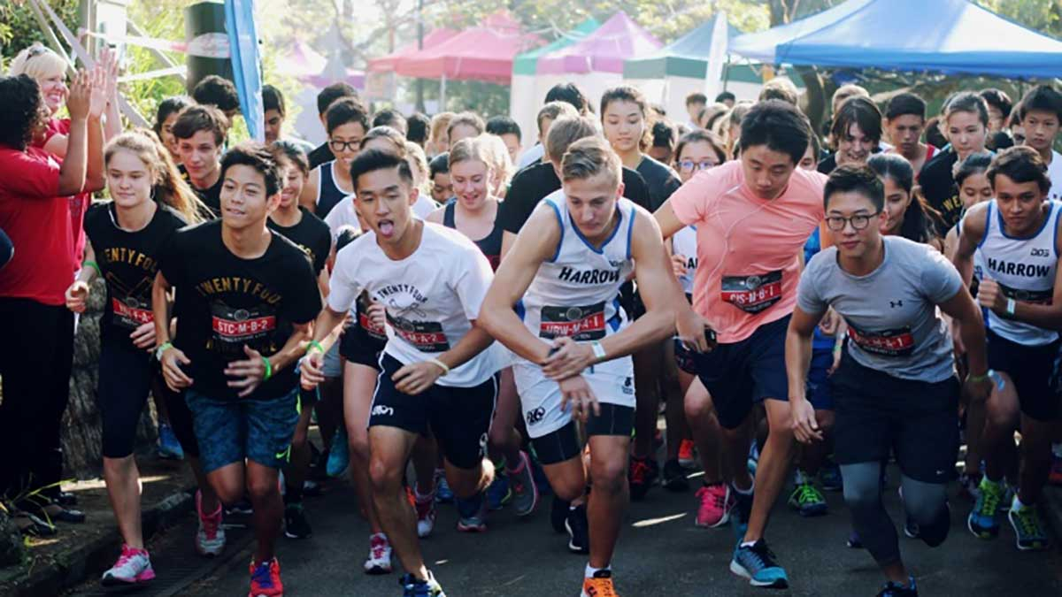 Bain Capital supports 24 Hour Race in Hong Kong in fight against human trafficking