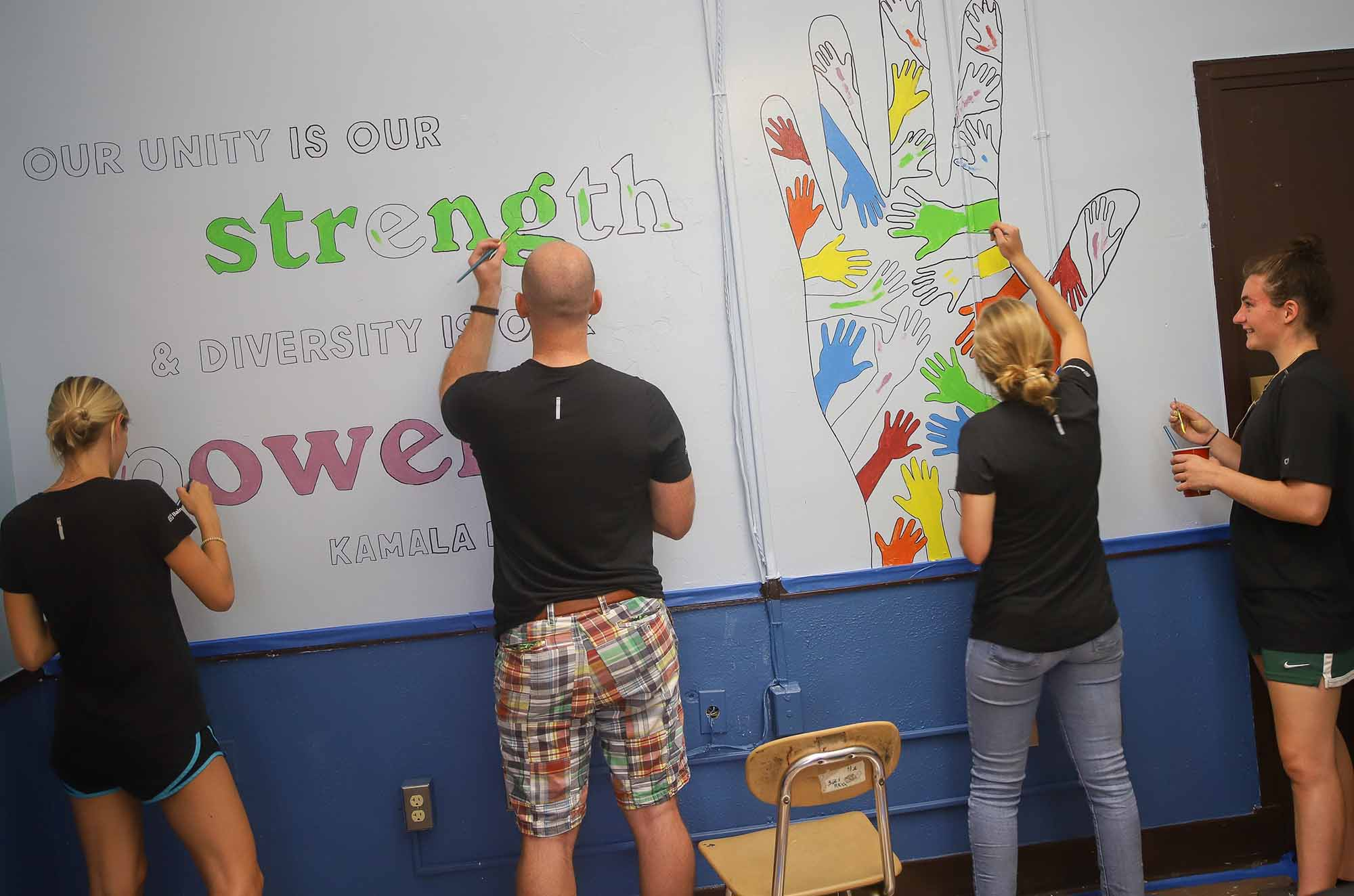 Bain Capital Credit Participates in Annual Service Day with City Year