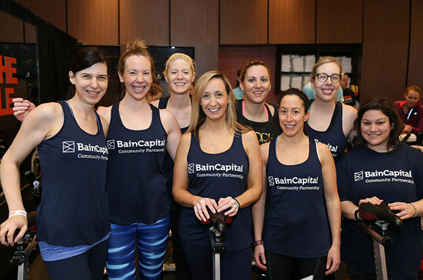 Team BCCP Wraps Up Another Successful Year at Cycle for Survival