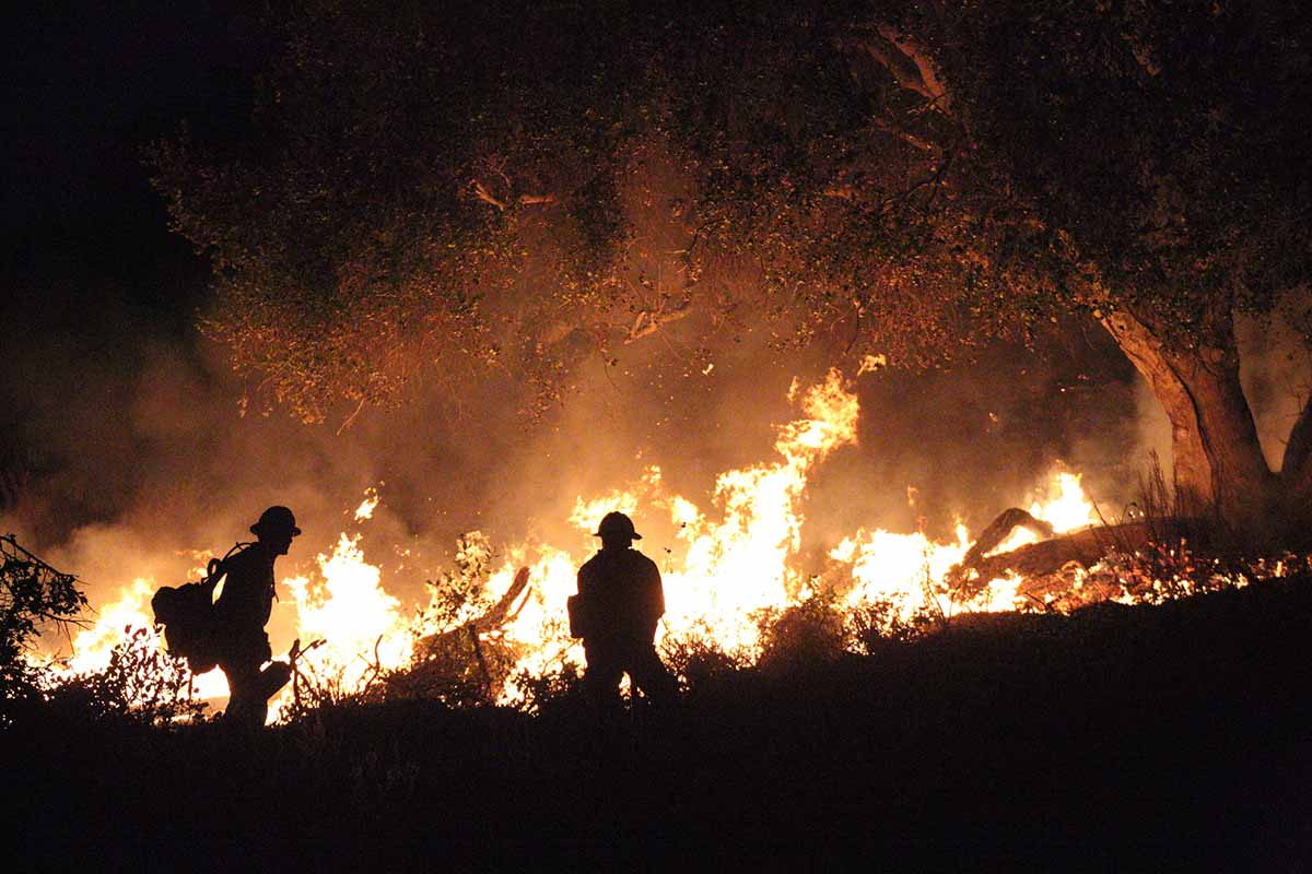 Bain Capital Supports Families After California Wildfires