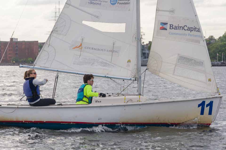 Bain Capital Places Third in 2019 Courageous Sailing Corporate Cup