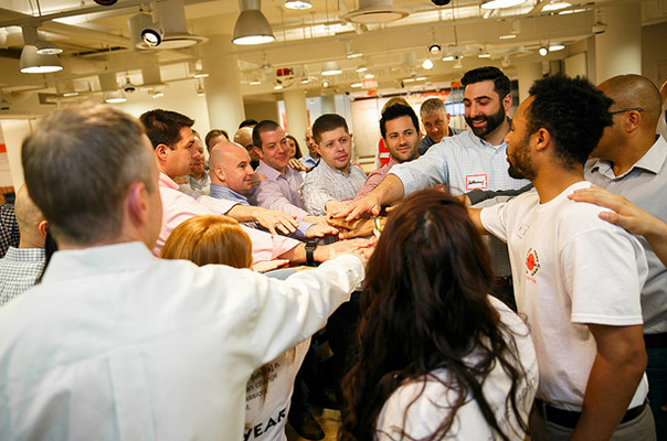 Bain Capital Participates in a Service Day with City Year