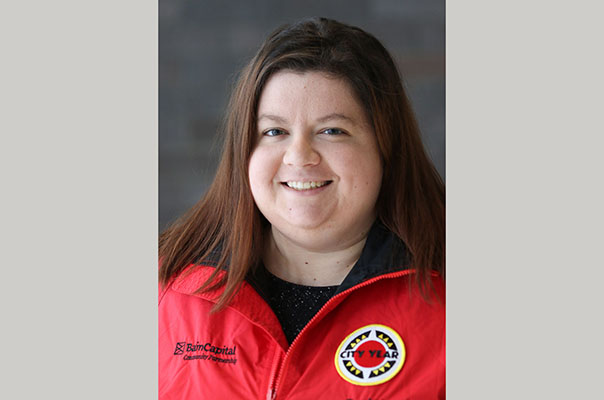 City Year Corps Member of the Month - February: Chelsea Valentino
