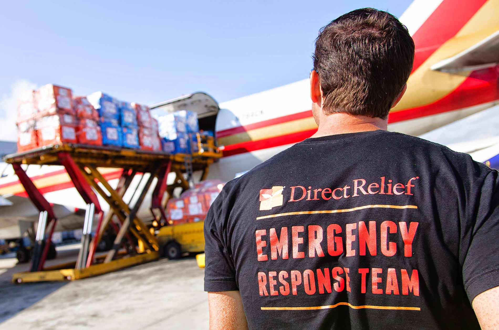 Supporting disaster relief in Southern Africa and Nebraska