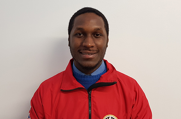 City Year Corps Member of the Month - January: Daniel Davis