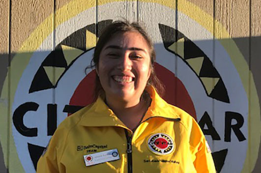 City Year Corps Member of the Month - February 2019: Alyssa Flores
