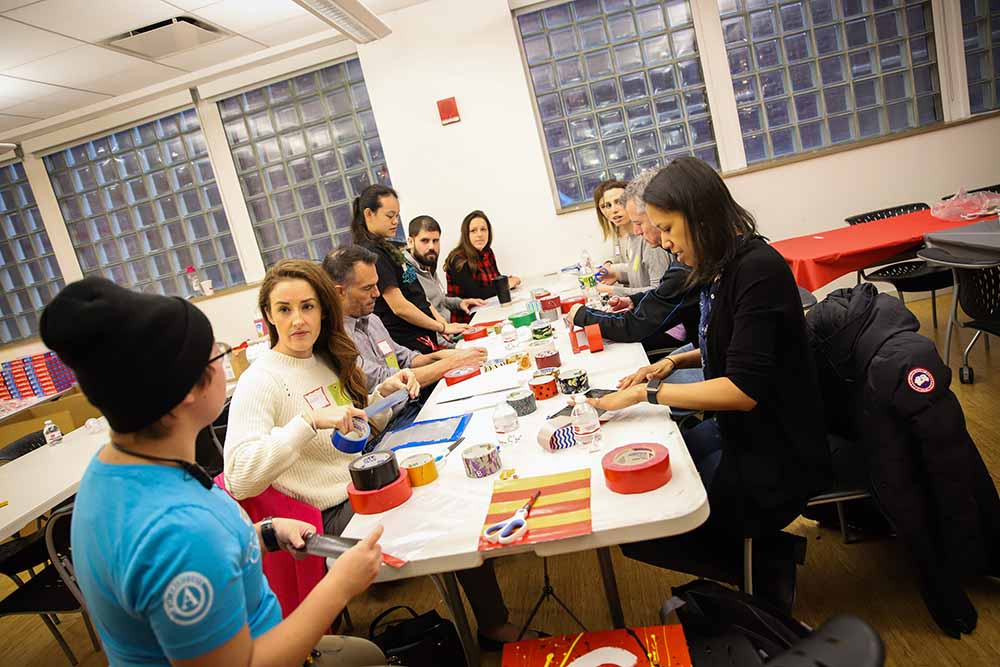 Bain Capital Participates in City Year Holiday Service Day