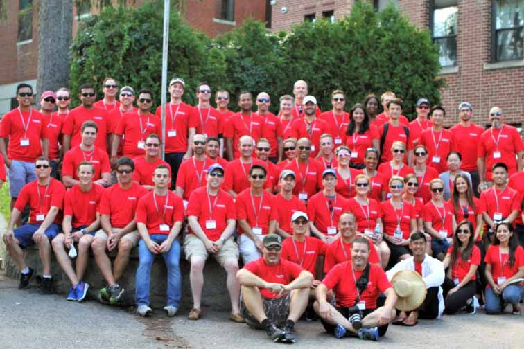 Bain Capital Information Technology Team Supports Italian Home for Children with Annual Service Day