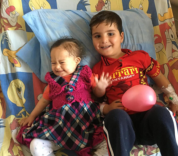 Bain Capital Private Equity Associate Committed to Healing a Child's Heart