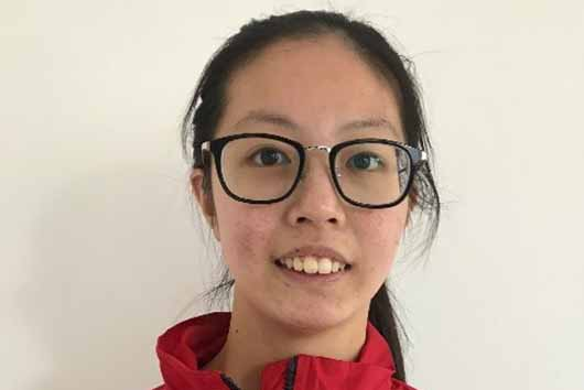 City Year Corps Member of the Month - January 2019: Polly Lung