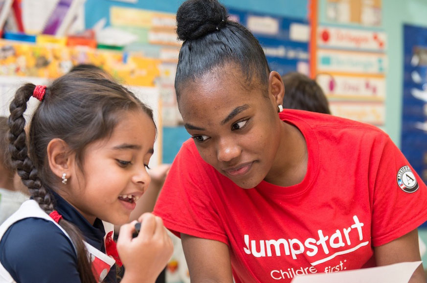 Bain Capital Donation Supports Jumpstart for Young Children during COVID-19