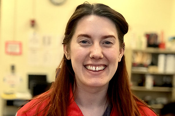 City Year Corps Member of the Month - March 2019: Emma Dunlop