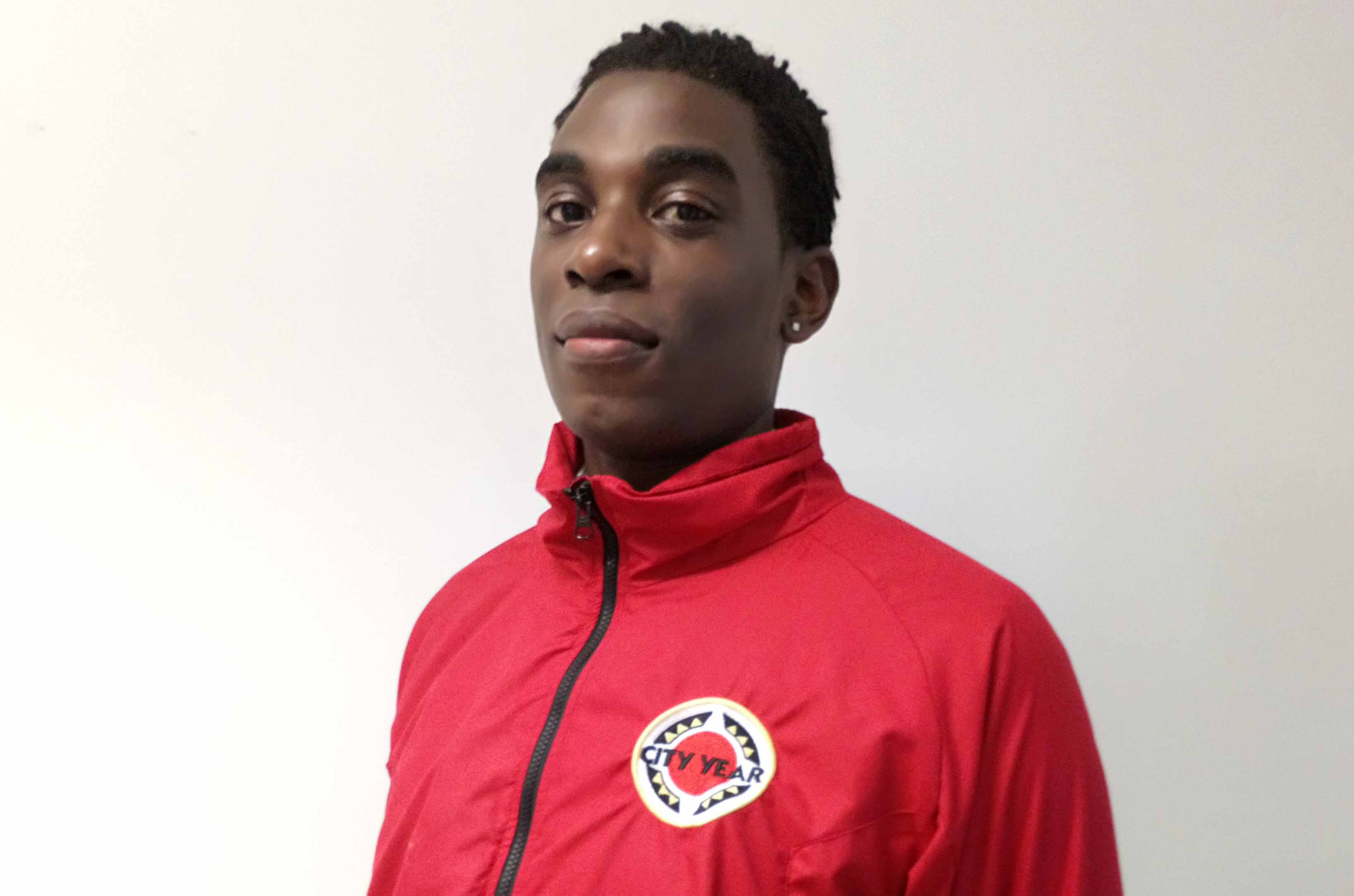 City Year Corps Member of the Month - June 2018: Nazir Corriette