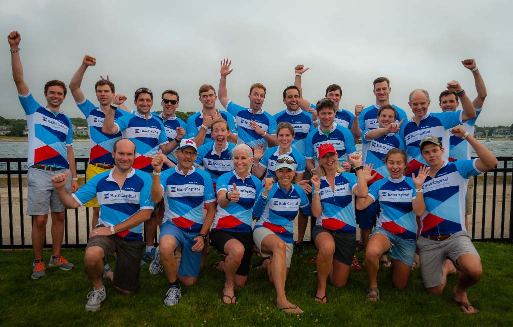 Team Bain Capital Conquers the 2016 Pan-Mass Challenge