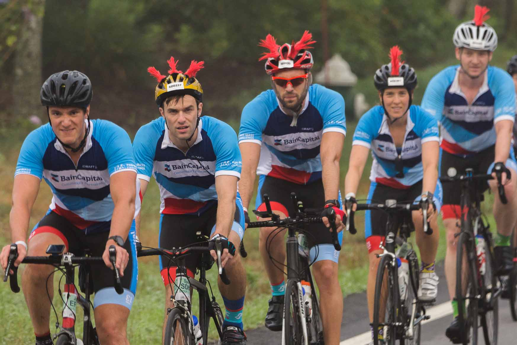 Bain Capital Participates in 2018 Pan-Mass Challenge