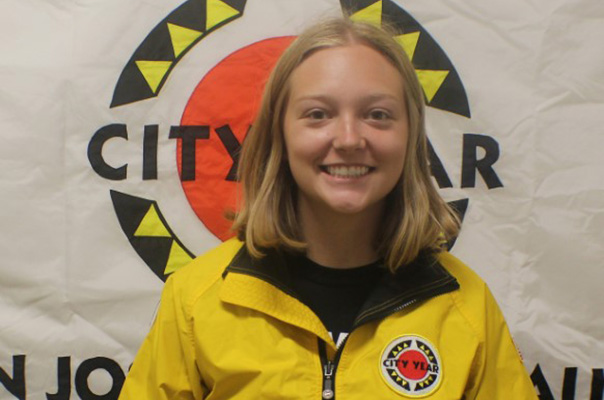 City Year Corps Member of the Month - November: Payton Lavery Huse