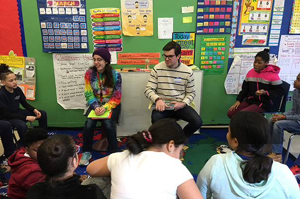 Bain Capital Participates in 2019 Read Across America Day at Blackstone Innovation School