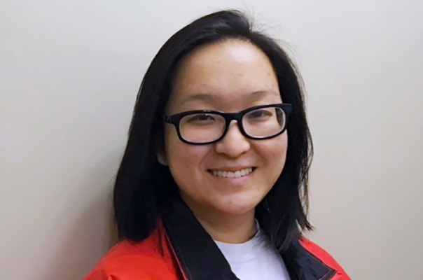 City Year Corps Member of the Month - March 2018: Robin Xiong
