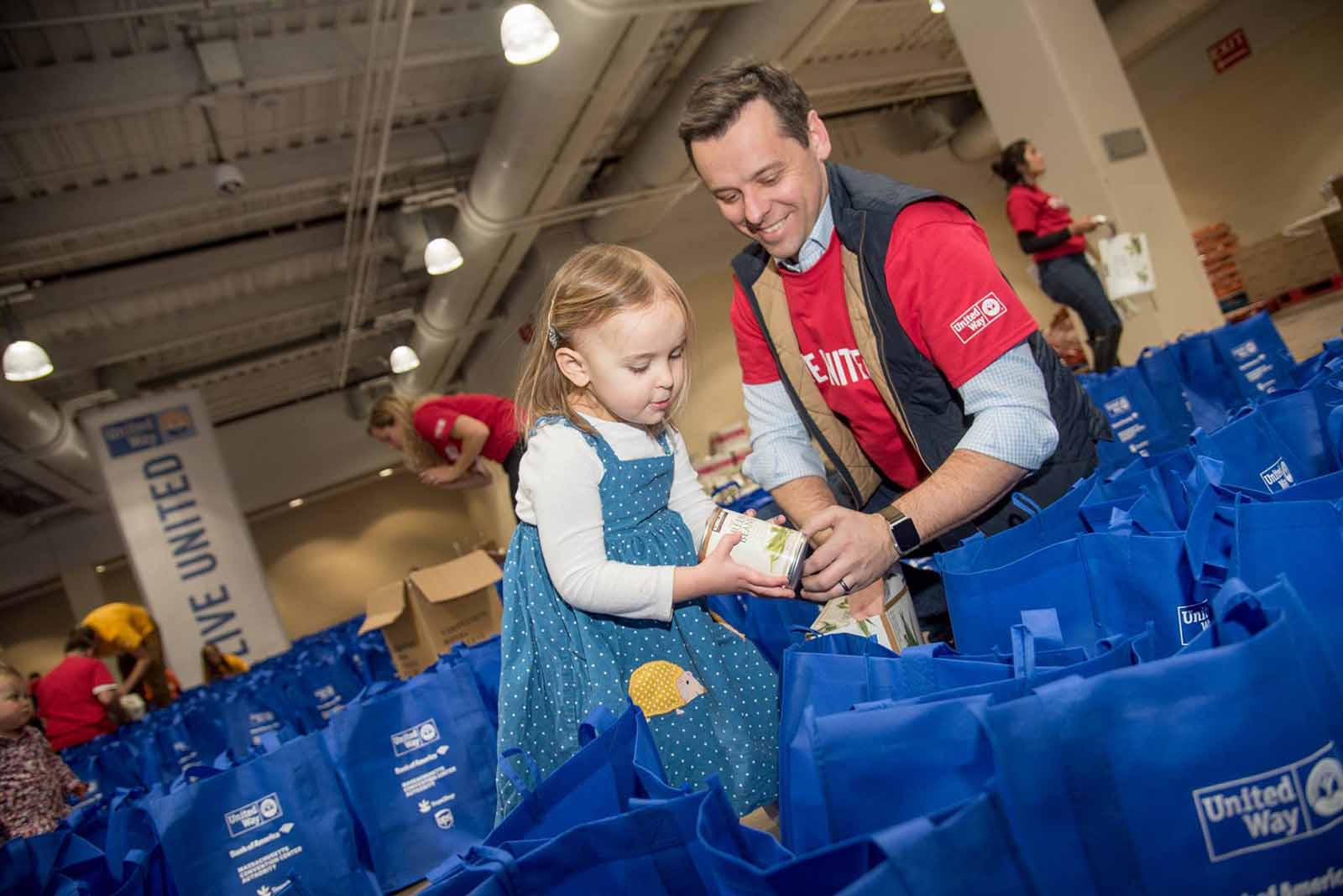 Bain Capital Closes another Successful Campaign with United Way