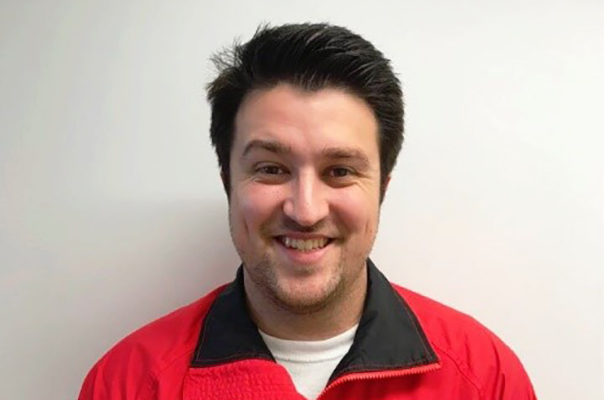 City Year Corps Member of the Month - May 2018: Stephen Lyne