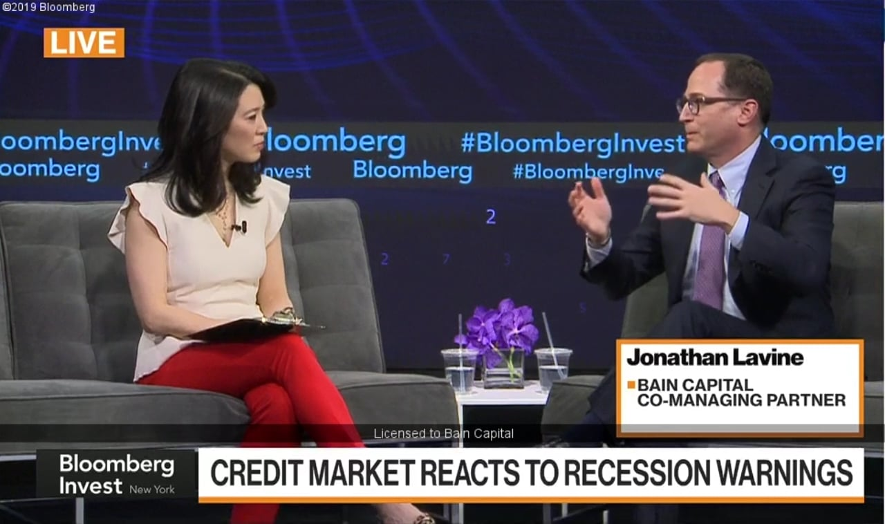 Jonathan Lavine's Interview at Bloomberg's Invest New York Summit