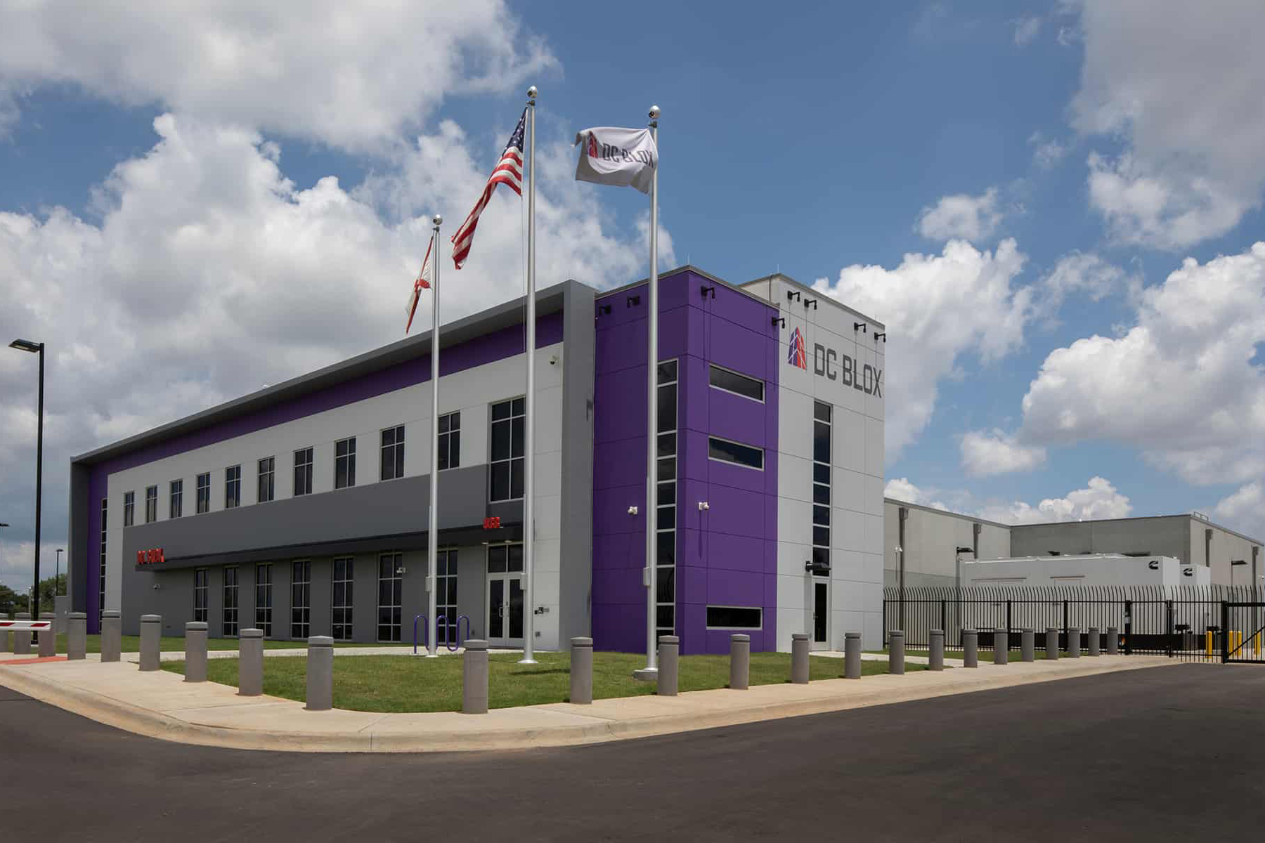DC BLOX, Leading Data Center Operator, Secures $187 Million In Financing