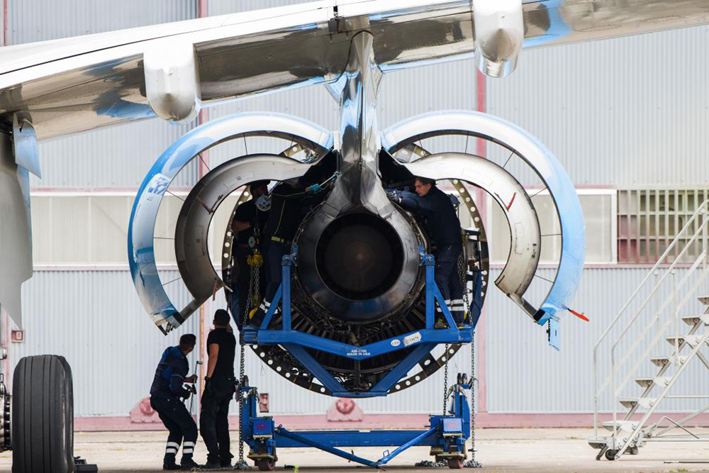 Rolls-Royce Signs Agreement to sell ITP Aero