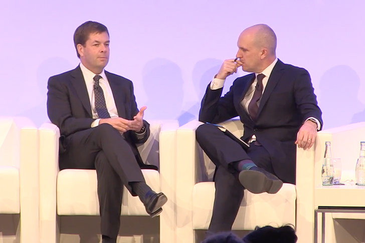 Connaughton Discusses Global Private Equity Landscape at SuperReturn International 2017