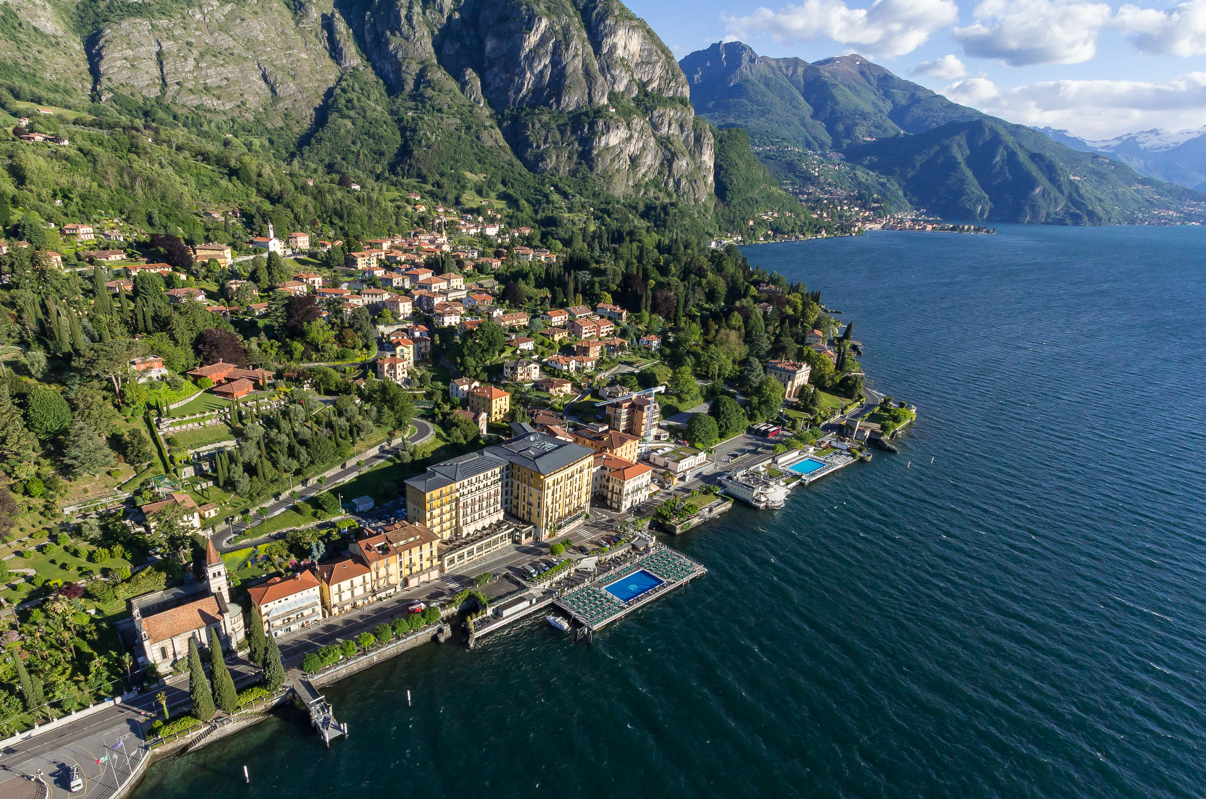 Bain Capital Credit and Omnam Group acquire 285 room hotel on Lake Como