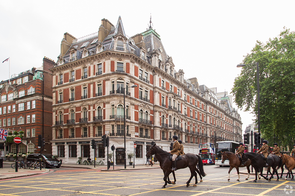 Bain Capital Credit and CIT agree purchase of Grosvenor Gardens House in Belgravia