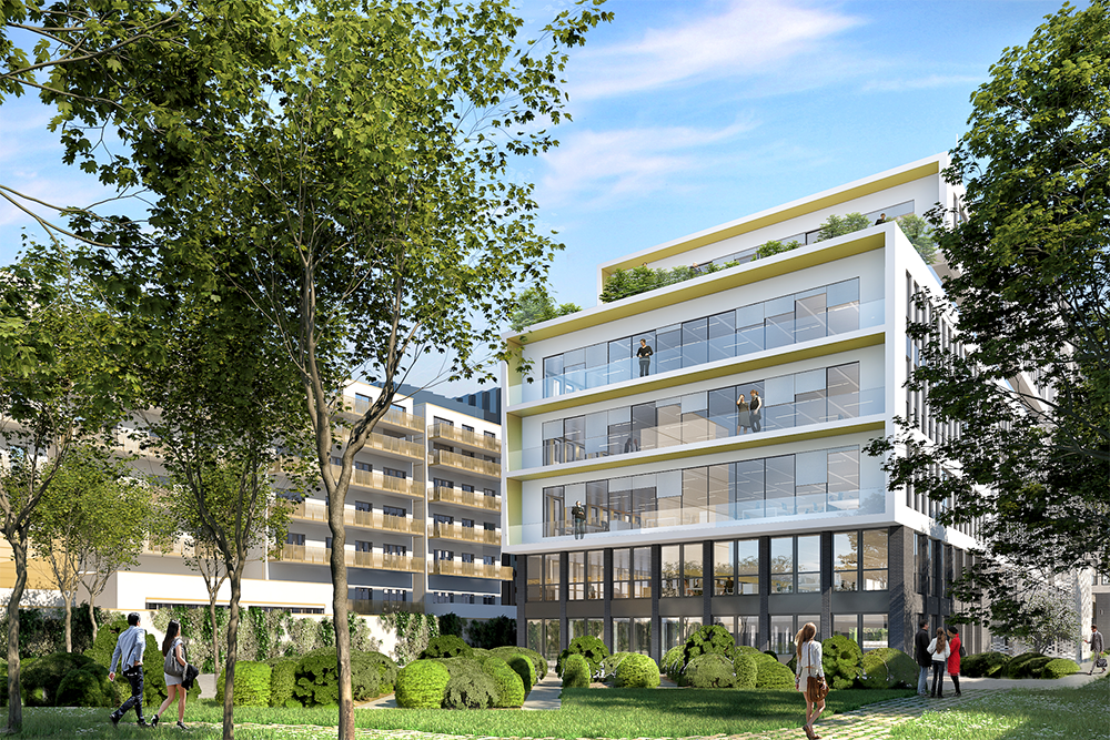 Bain Capital Credit and Hemisphere acquire Paris Office Real Estate Project